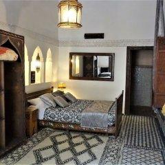Отель Riad Razane Марокко, Фес - отзывы, цены и фото номеров - забронировать отель Riad Razane онлайн интерьер отеля фото 2
