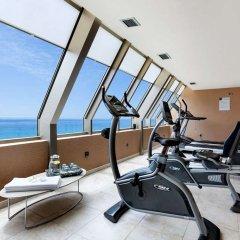 Отель Sol Costa Atlantis Tenerife фитнесс-зал фото 2