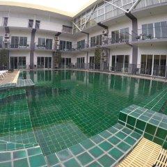 Отель Central Pattaya Garden Resort Таиланд, Паттайя - отзывы, цены и фото номеров - забронировать отель Central Pattaya Garden Resort онлайн бассейн