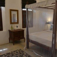 Отель Villa Samudrawasa Шри-Ланка, Галле - отзывы, цены и фото номеров - забронировать отель Villa Samudrawasa онлайн комната для гостей фото 2