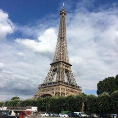 Отель Joyce - Astotel Париж приотельная территория