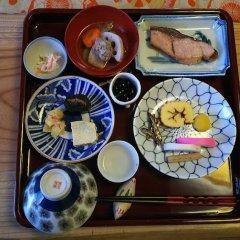 Отель Sekkasai Lodge Хакуба питание фото 3