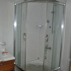 Island Hotel ванная
