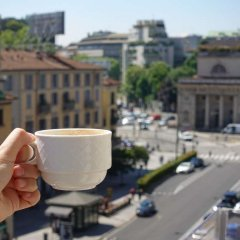 Отель Worldhotel Cristoforo Colombo балкон