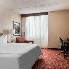 Отель Columbus Airport Marriott США, Колумбус - отзывы, цены и фото номеров - забронировать отель Columbus Airport Marriott онлайн комната для гостей фото 3