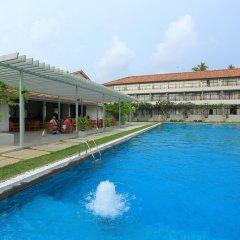 Отель Blue Water Club Suites бассейн фото 2