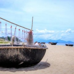 Отель The Beach Hoi An пляж
