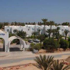 Отель Menzel Dija Appart-Hotel Тунис, Мидун - отзывы, цены и фото номеров - забронировать отель Menzel Dija Appart-Hotel онлайн пляж фото 2