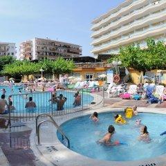 Отель Medplaya Hotel Calypso Испания, Салоу - отзывы, цены и фото номеров - забронировать отель Medplaya Hotel Calypso онлайн детские мероприятия фото 2