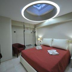 Отель Bed & Breakfast Gatto Bianco Бари комната для гостей фото 4