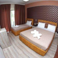 Отель ALER Holiday Inn Албания, Саранда - отзывы, цены и фото номеров - забронировать отель ALER Holiday Inn онлайн комната для гостей фото 4