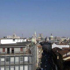 Отель Ariston Hotel Италия, Милан - 5 отзывов об отеле, цены и фото номеров - забронировать отель Ariston Hotel онлайн балкон