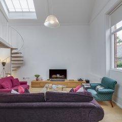Отель Primrose Hill Artist Studio Великобритания, Лондон - отзывы, цены и фото номеров - забронировать отель Primrose Hill Artist Studio онлайн комната для гостей фото 4