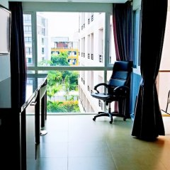 Centara Azure Hotel Pattaya фитнесс-зал фото 2