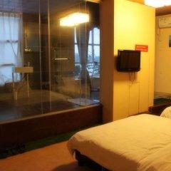 Sengongguan Chain Hotel Qingyuan Gym удобства в номере