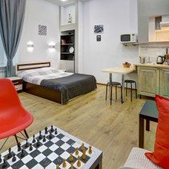 Апартаменты Apartments Logic Hall комната для гостей фото 4