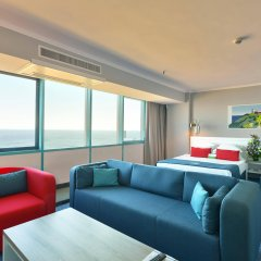 INTERNATIONAL Hotel Casino & Tower Suites комната для гостей фото 3