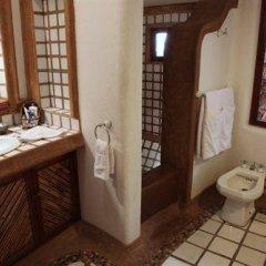 Отель Casa Cuitlateca Мексика, Сиуатанехо - отзывы, цены и фото номеров - забронировать отель Casa Cuitlateca онлайн ванная