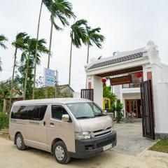 Отель Water Coconut Boutique Villas городской автобус