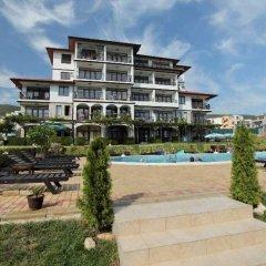 Отель BADEMITE Свети Влас бассейн