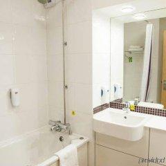 Отель Premier Inn Brighton City Centre Брайтон ванная