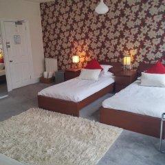 Отель Greys сейф в номере
