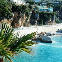 Отель Blue Dream пляж
