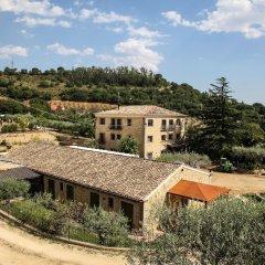 Отель Agriturismo Leano Пьяцца-Армерина балкон