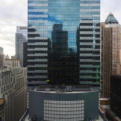 Renaissance New York Times Square Hotel балкон