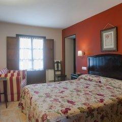 Hotel Corru San Pumés Кангас-де-Онис комната для гостей