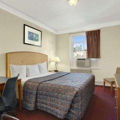 Отель Travelodge by Wyndham Downtown Chicago комната для гостей