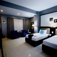 Отель Alagon Western Hotel Вьетнам, Хошимин - отзывы, цены и фото номеров - забронировать отель Alagon Western Hotel онлайн комната для гостей фото 4