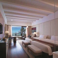 Отель Shangri-La's Boracay Resort and Spa комната для гостей
