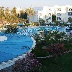 Отель Abir Тунис, Мидун - отзывы, цены и фото номеров - забронировать отель Abir онлайн бассейн фото 2