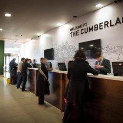 Отель Great Cumberland Place Великобритания, Лондон - отзывы, цены и фото номеров - забронировать отель Great Cumberland Place онлайн интерьер отеля