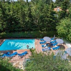 Отель Happy Few Studio Les Palmiers Франция, Ницца - отзывы, цены и фото номеров - забронировать отель Happy Few Studio Les Palmiers онлайн бассейн