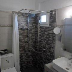 Отель Anastasia Studios Греция, Ханиотис - отзывы, цены и фото номеров - забронировать отель Anastasia Studios онлайн ванная фото 2