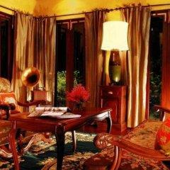 Отель Cafe de Laos Inn интерьер отеля фото 3