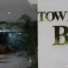 Отель The Palm Wongamat Beach Pattaya Паттайя интерьер отеля