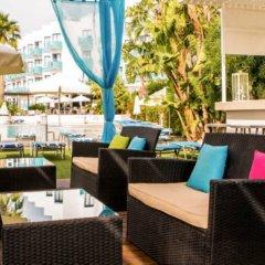 Отель Lantiana Gardens ApartHotel Кипр, Протарас - 3 отзыва об отеле, цены и фото номеров - забронировать отель Lantiana Gardens ApartHotel онлайн бассейн фото 3
