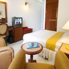 Отель Kam Hotel Мальдивы, Северный атолл Мале - отзывы, цены и фото номеров - забронировать отель Kam Hotel онлайн комната для гостей фото 4