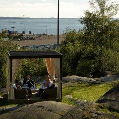 Отель Arken Hotel & Art Garden Spa Швеция, Гётеборг - отзывы, цены и фото номеров - забронировать отель Arken Hotel & Art Garden Spa онлайн приотельная территория фото 2