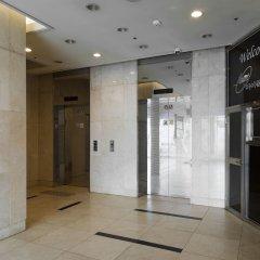 Отель J Loft Seoul Station интерьер отеля