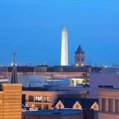 Отель Global Luxury Suites at The Convention Center США, Вашингтон - отзывы, цены и фото номеров - забронировать отель Global Luxury Suites at The Convention Center онлайн балкон