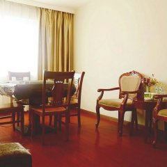 GreenTree Inn Jingdezhen Square North Road Express Hotel комната для гостей фото 5