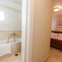 Отель Alba Hotel Греция, Закинф - отзывы, цены и фото номеров - забронировать отель Alba Hotel онлайн ванная фото 2