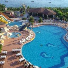Отель Porto Azzurro Delta Окурджалар бассейн