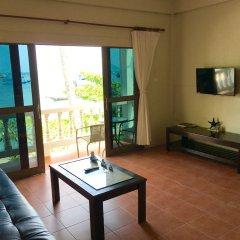 Отель Coral View Apartment Таиланд, Мэй-Хаад-Бэй - отзывы, цены и фото номеров - забронировать отель Coral View Apartment онлайн комната для гостей фото 3