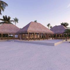 Отель Heritance Aarah Ocean Suites (Premium All Inclusive) Мальдивы, Медупару - отзывы, цены и фото номеров - забронировать отель Heritance Aarah Ocean Suites (Premium All Inclusive) онлайн пляж фото 2