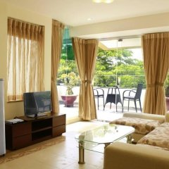 Апартаменты Song Hung Apartments комната для гостей фото 4